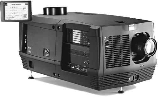 BARCO DP2K-12C
