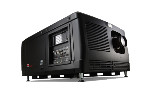 Б/у Barco DP4K-23B + Doremi сервер