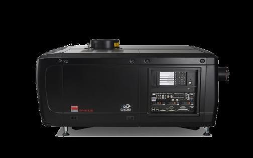 DLP-4К проектор с высокой яркостью для больших экранов Barco DP4K-32B