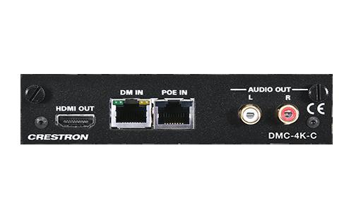 Crestron Crestron DMC-4K-C