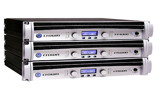 Crown I-Tech 4000