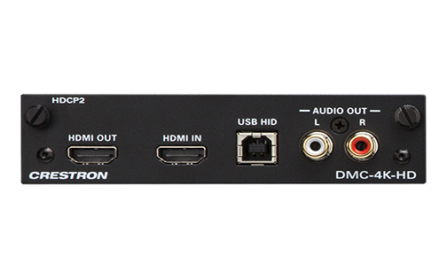 Crestron DMC-4K-HD-HDCP2