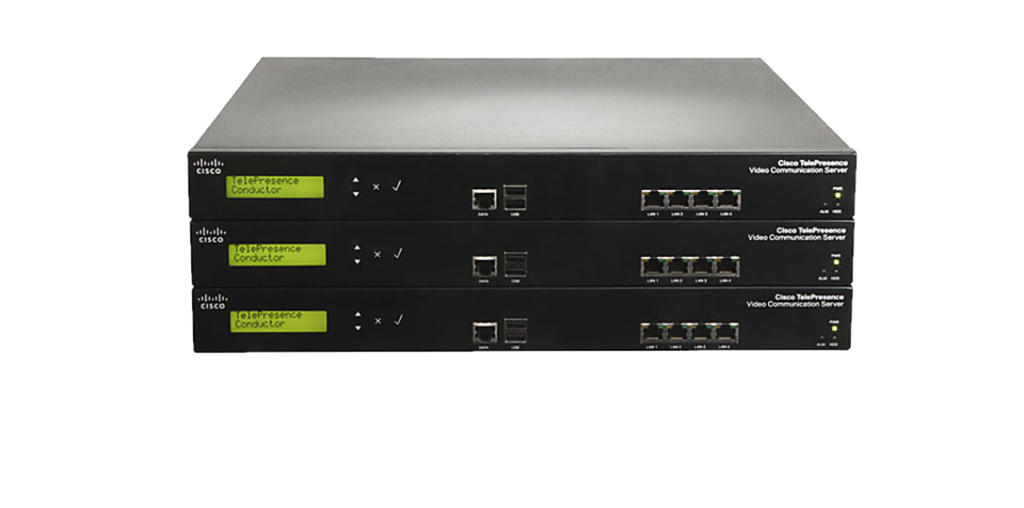 Cisco TelePresence Conductor (изъят из продажи)