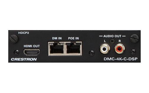 Crestron DMC-4K-C-DSP-HDCP2