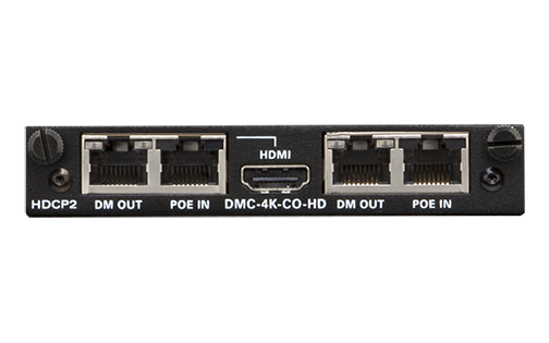 Crestron DMC-4K-CO-HD-HDCP2
