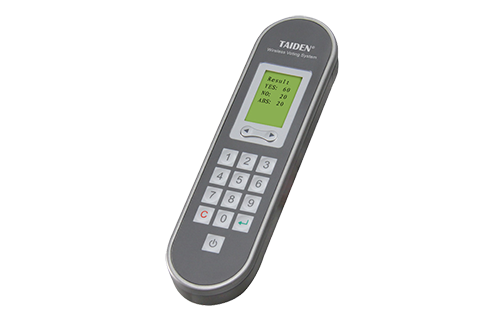 Taiden HCS-4390N/10 Wireless Voting Unit