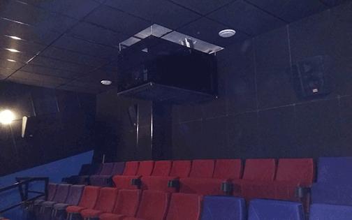 Подвесной кинобокс