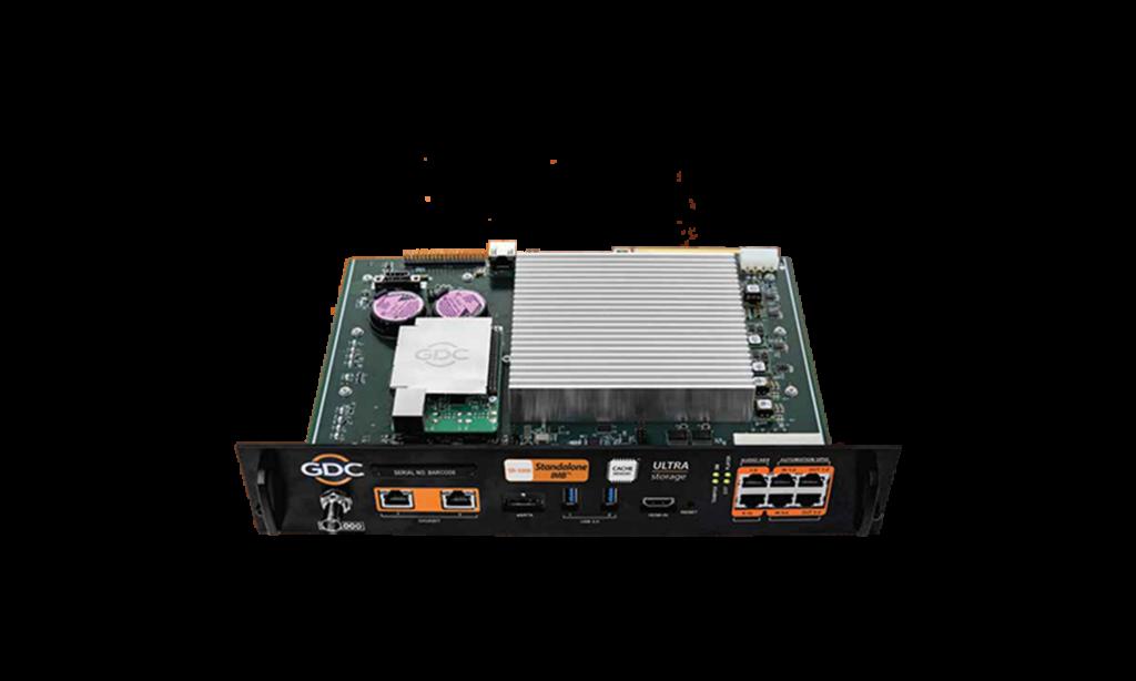 Интегрированный медиаблок GDC SR1000 IMB