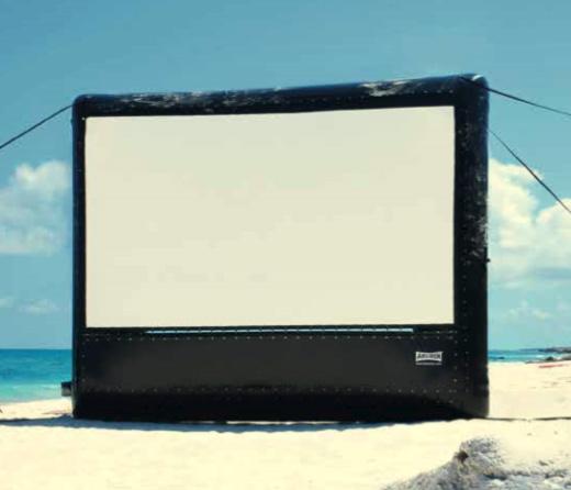 Линейка надувных проекционных экранов Airscreen