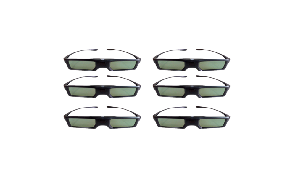 3D-очки — линейка от HCBL