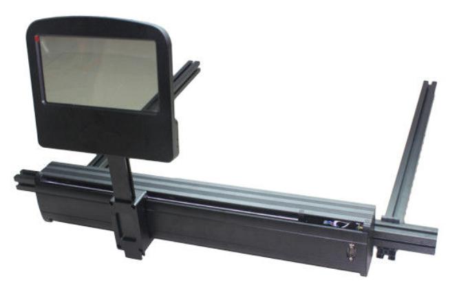 Одиночная круговая пассивная 3D система с жидкокристаллическим модулятором P5000