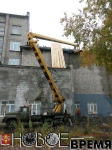 """Кинозал """"Импульс"""" Кизеловская библиотека"""