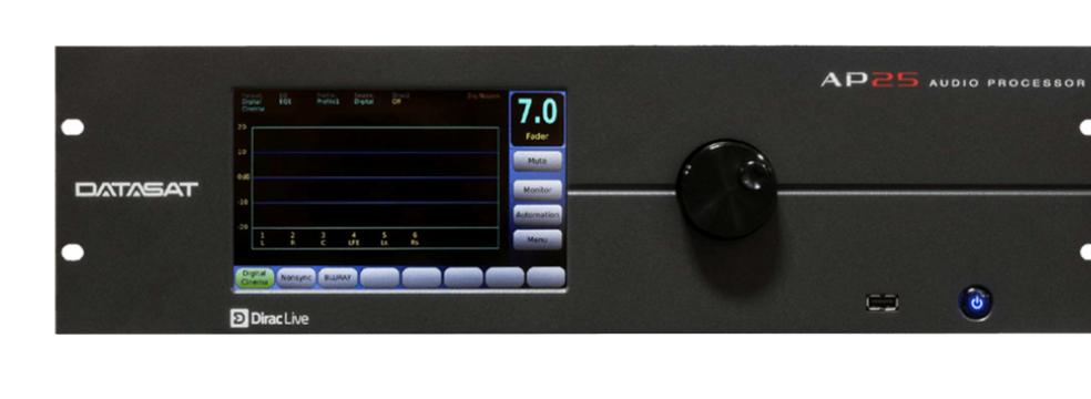 Звуковой процессор DATASAT AP25