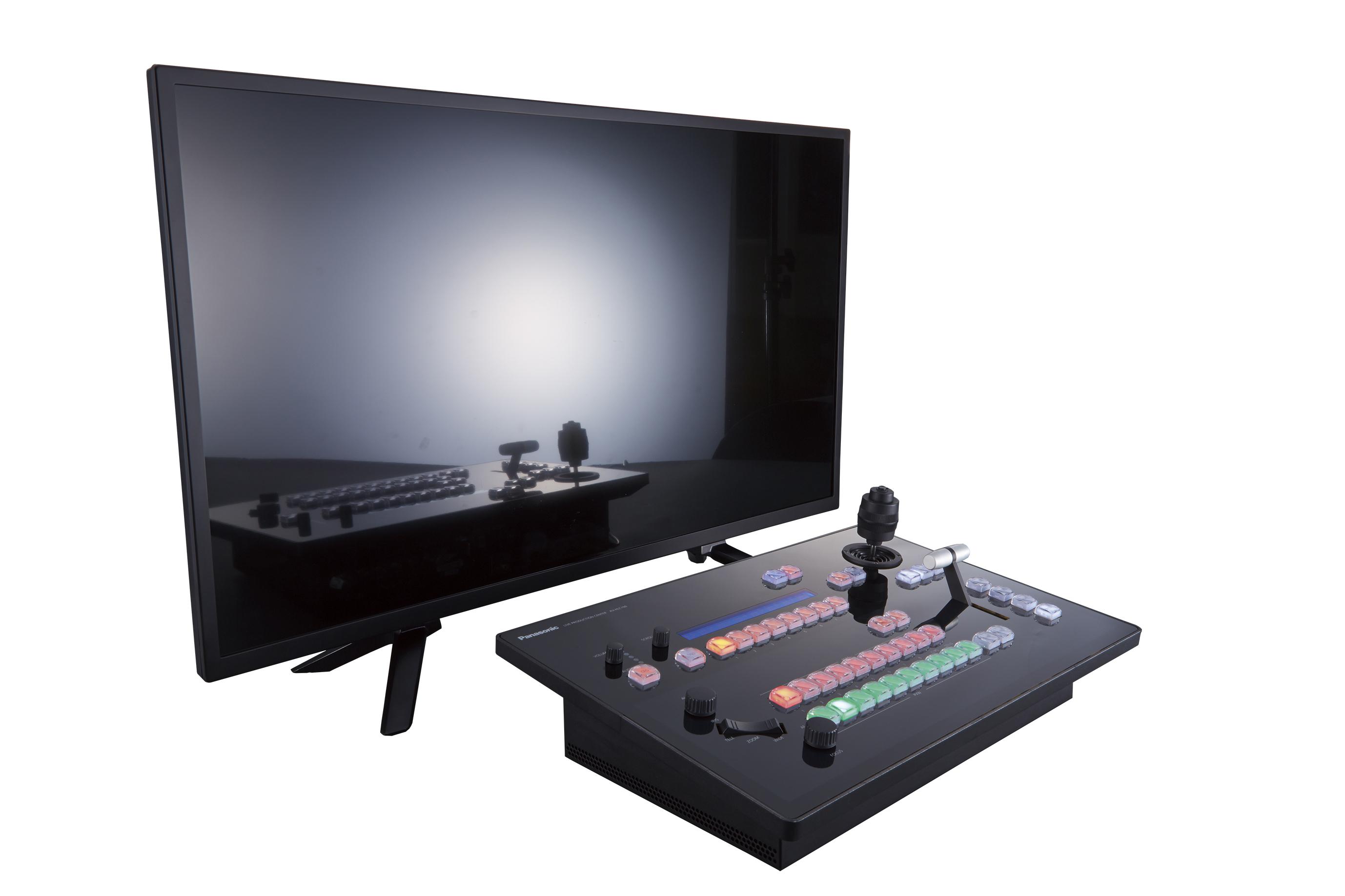Центр потокового вещания AV-HLC100E от Panasonic