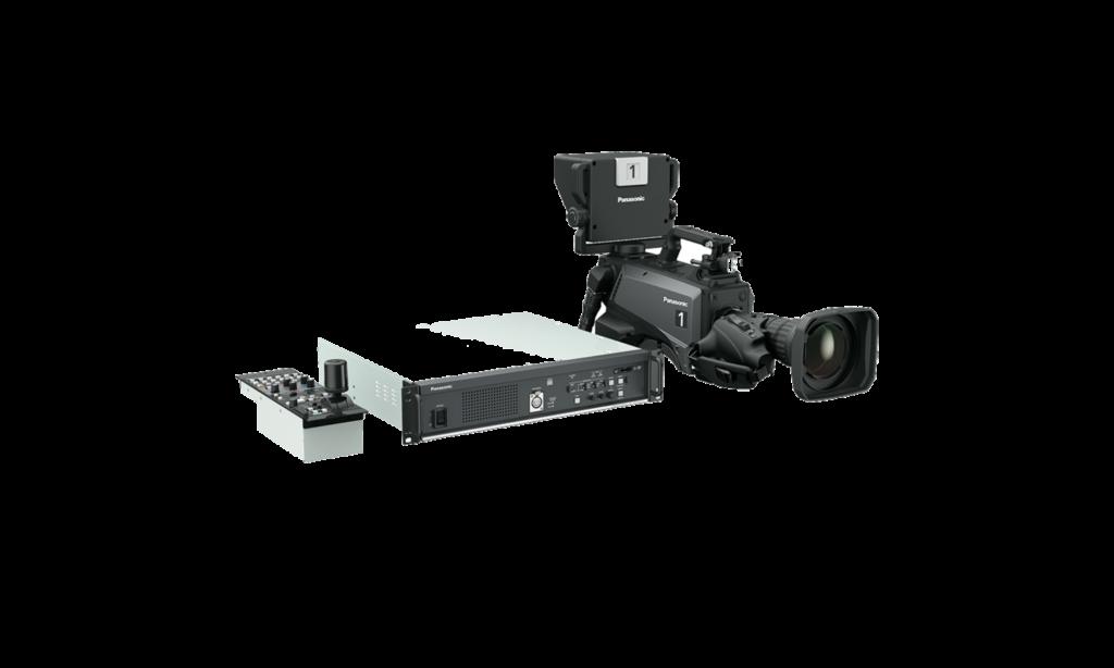 Студийный комплекс на базе камеры AK-HC3900 от Panasonic