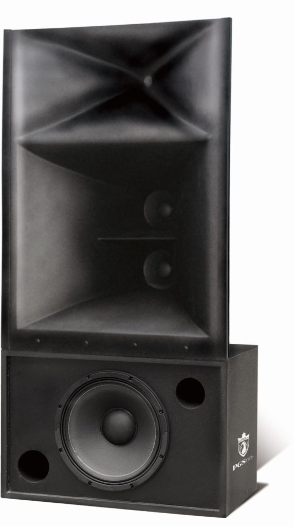 LUXURY CINEMA MAIN SPEAKER CABINET — FC315AR SUPREME SERIES