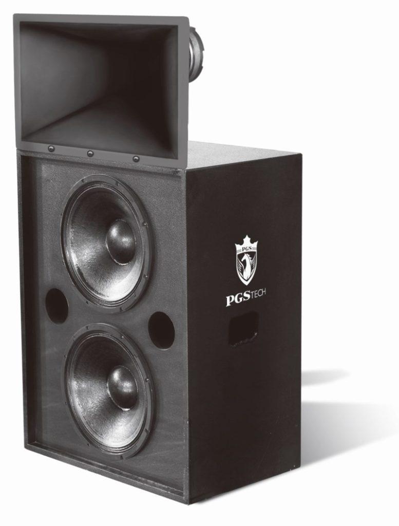 Luxury Cinema Main Speaker Cabinet — FC415&FC415A Supreme Series