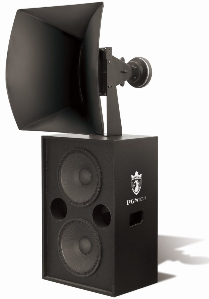 Luxury Cinema Main Speaker Cabinet — FC415S Supreme Series
