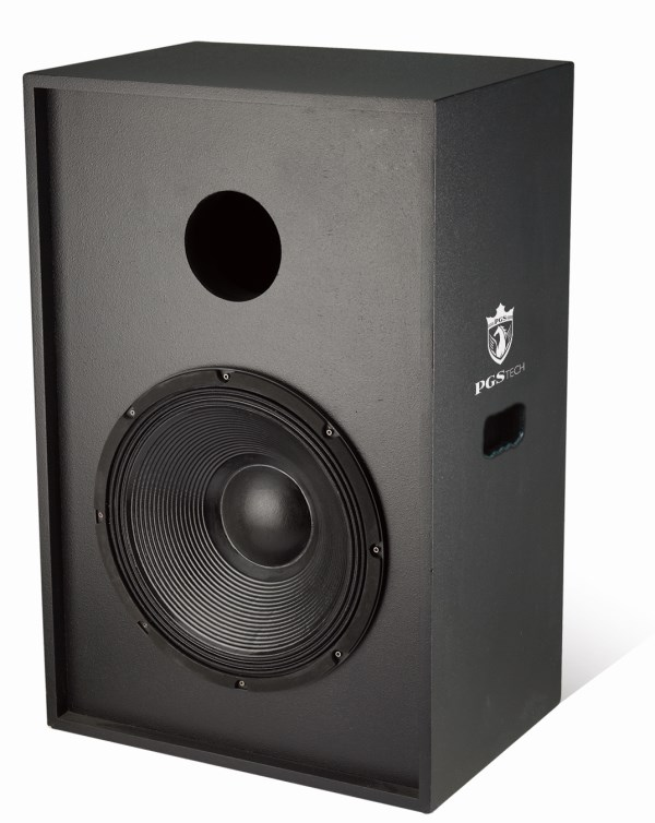 Luxury Cinema Subwoofer — FC418 Supreme Series