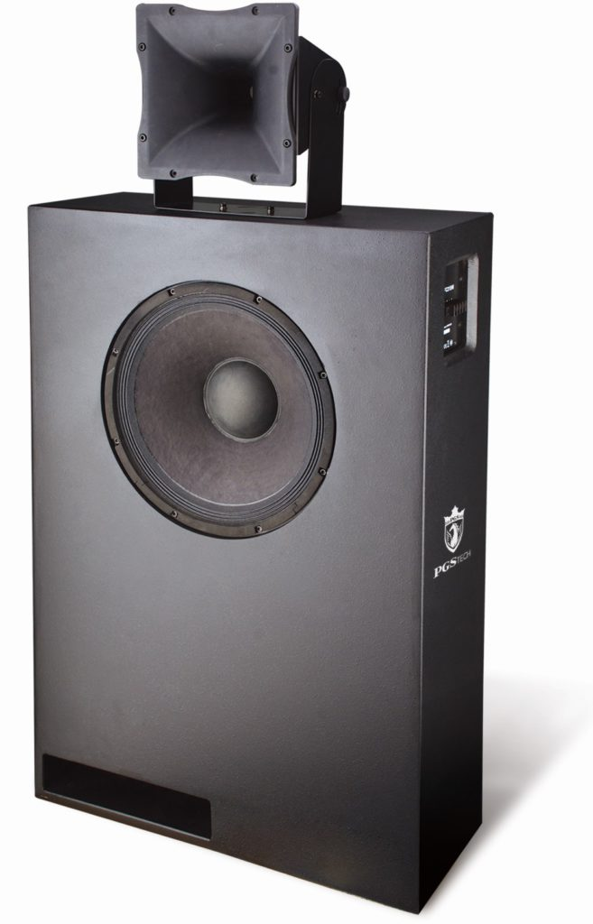 Flat Speaker Cabinet — FC215HI Sound Of Nature Series