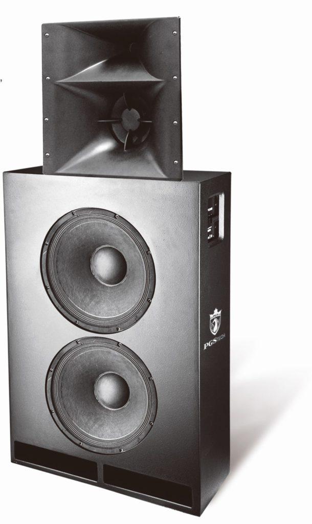 Flat Speaker Cabinet — FC3215AI Sound Of Nature Series