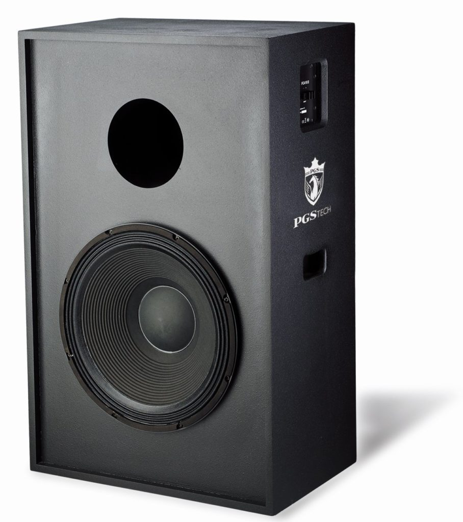 Standard Cinema Main Speaker Cabinet — FC418II, FC418II-1 Harmony Series