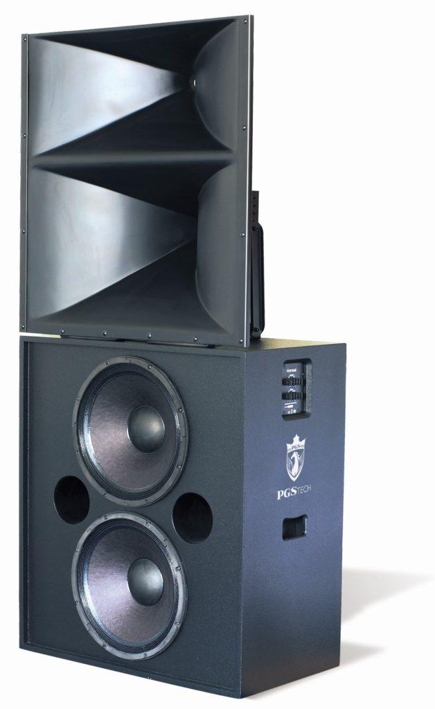 Standard Cinema Main Speaker Cabinet — FC515II FC515AII Harmony Series