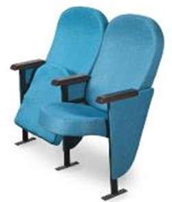 МИФРИЛ / B-9000 голубой (с дерев. подлокотником, либо с пласт. подлокотником с подстаканником)
